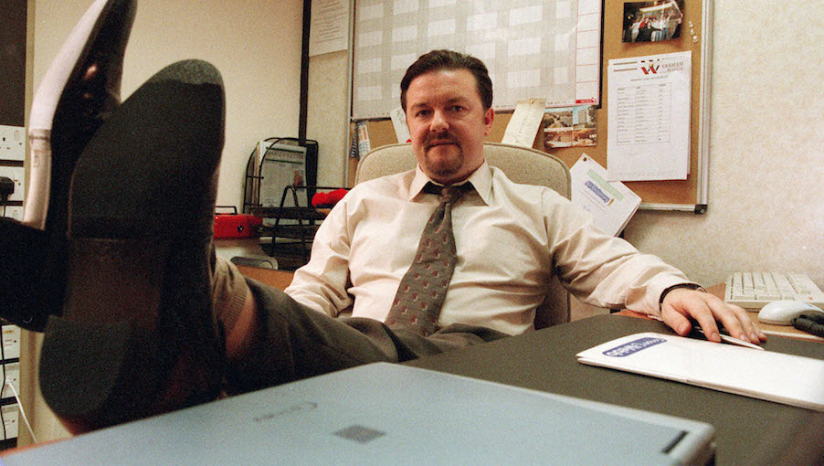 David Brent Microsoft Office Values | Employee Engagement | That Little Agency