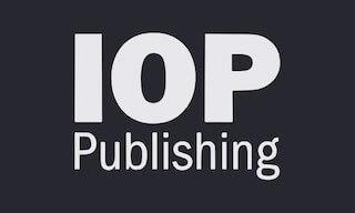 IOP Publishing Logo | That Little Agency