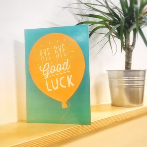 That Little Agency   Thoughts   Good Luck Image