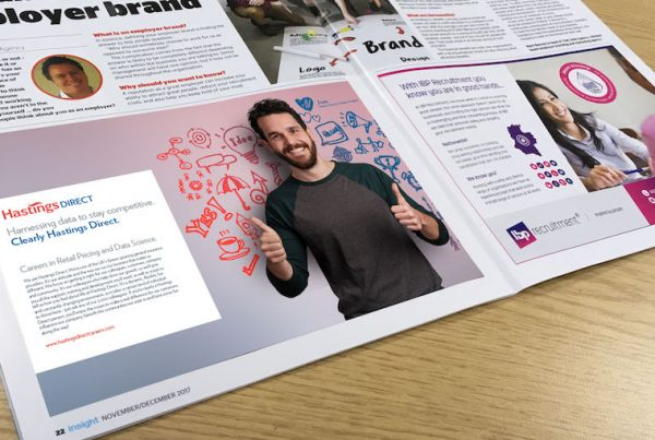 That Little Agency | Our Thoughts | Selling Your Employer Brand Hero Image