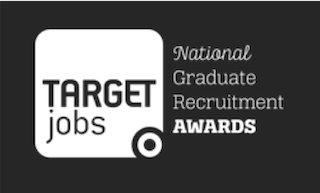 That Little Agency | Employer Branding Agency | Awards | TARGET Jobs Awards Logo