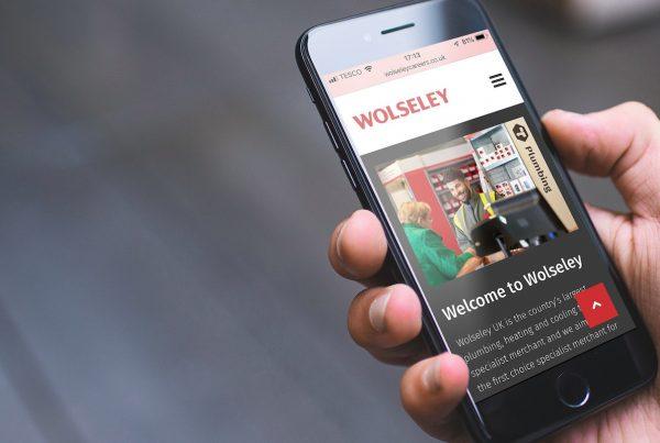 That Little Agency | Employer Branding | Careers Website | Wolseley Careers Website Hero Image