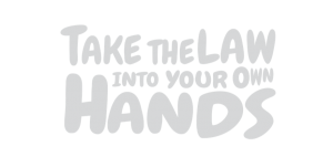 That Little Agency | Employer Branding | Graduate recruitment | Take the law into your own hands logo