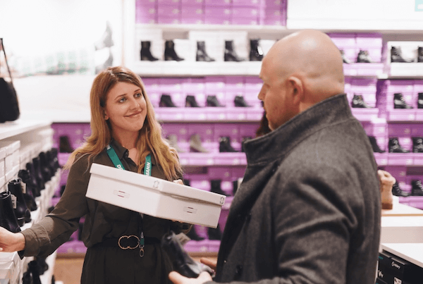 Using film to tell a retailer's employer story