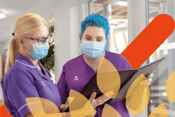 A workplace where caring is absolutely sharing